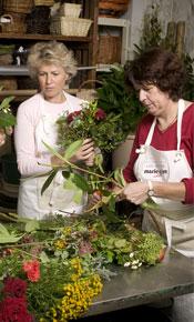 Livraison de fleurs avec accueil for Aquarelle livraison fleurs